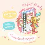 Redes Ready Plantillas para redes sociales
